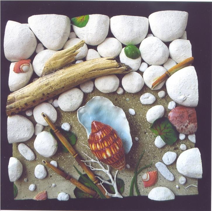 piero gilardi 50 x 50 spiaggia  2007.jpg