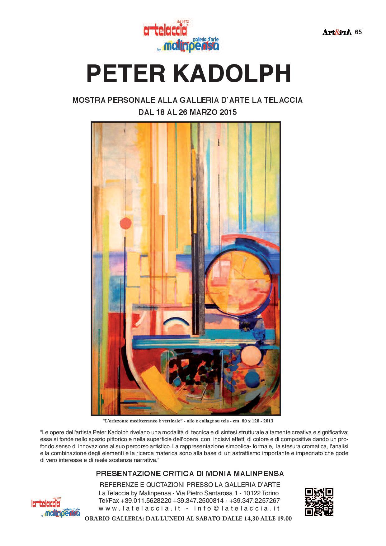 RIVISTA ART & ART DELL'ARTISTA PETER KADOLPH.jpg