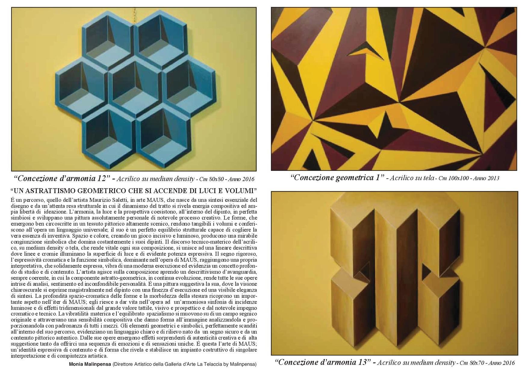 depliant mostra personale dell'artista Maurizio Saletti - Maus2.jpg