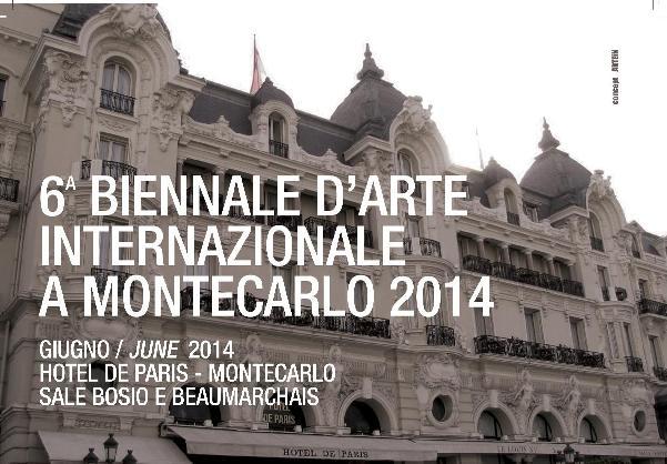 BIENNALE D'ARTE INTERNAZIONALE A MONTECARLO