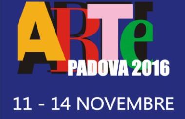 ARTE PADOVA 11-14 NOVEMBRE 2016