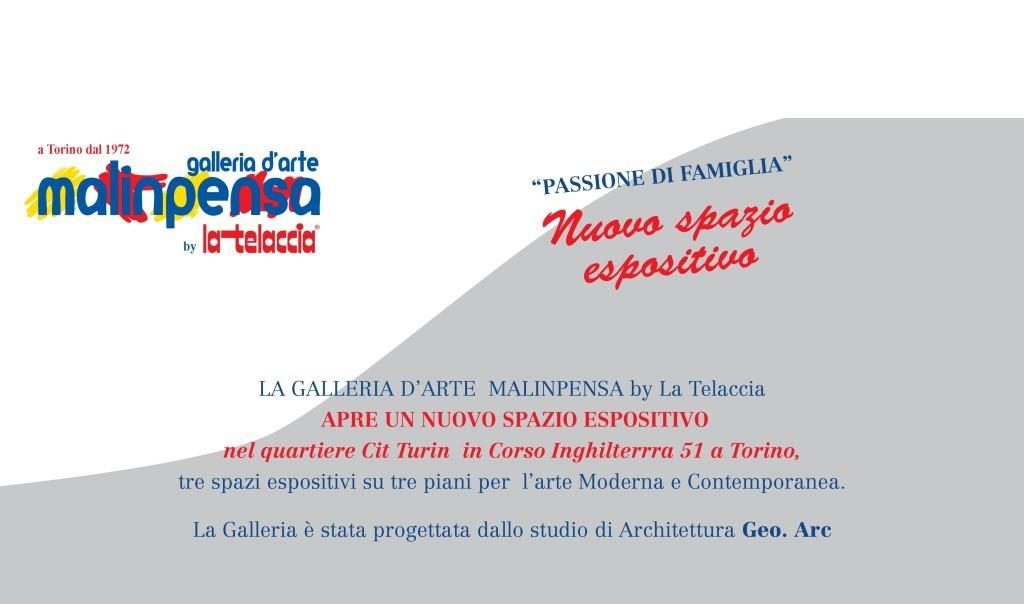 Galleria arte Malinpensa