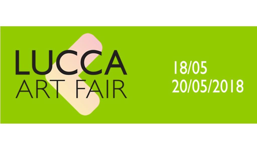 LUCCA ART FAIR 18-20 MAGGIO 2018