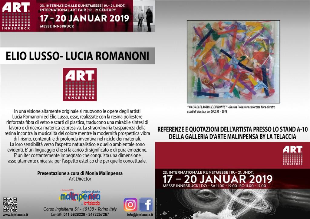 ELIO LUSSO- LUCIA ROMANONI_hinnsbruck_2019