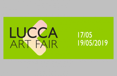 LUCCA ART FAIR 17-19 MAGGIO 2019