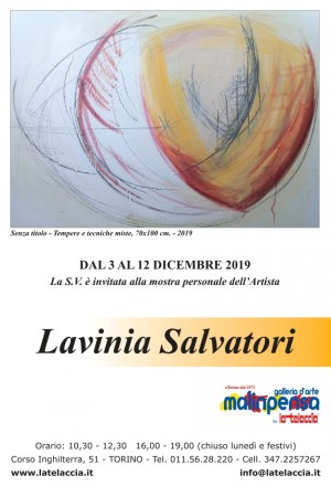LAVINIA SALVATORI