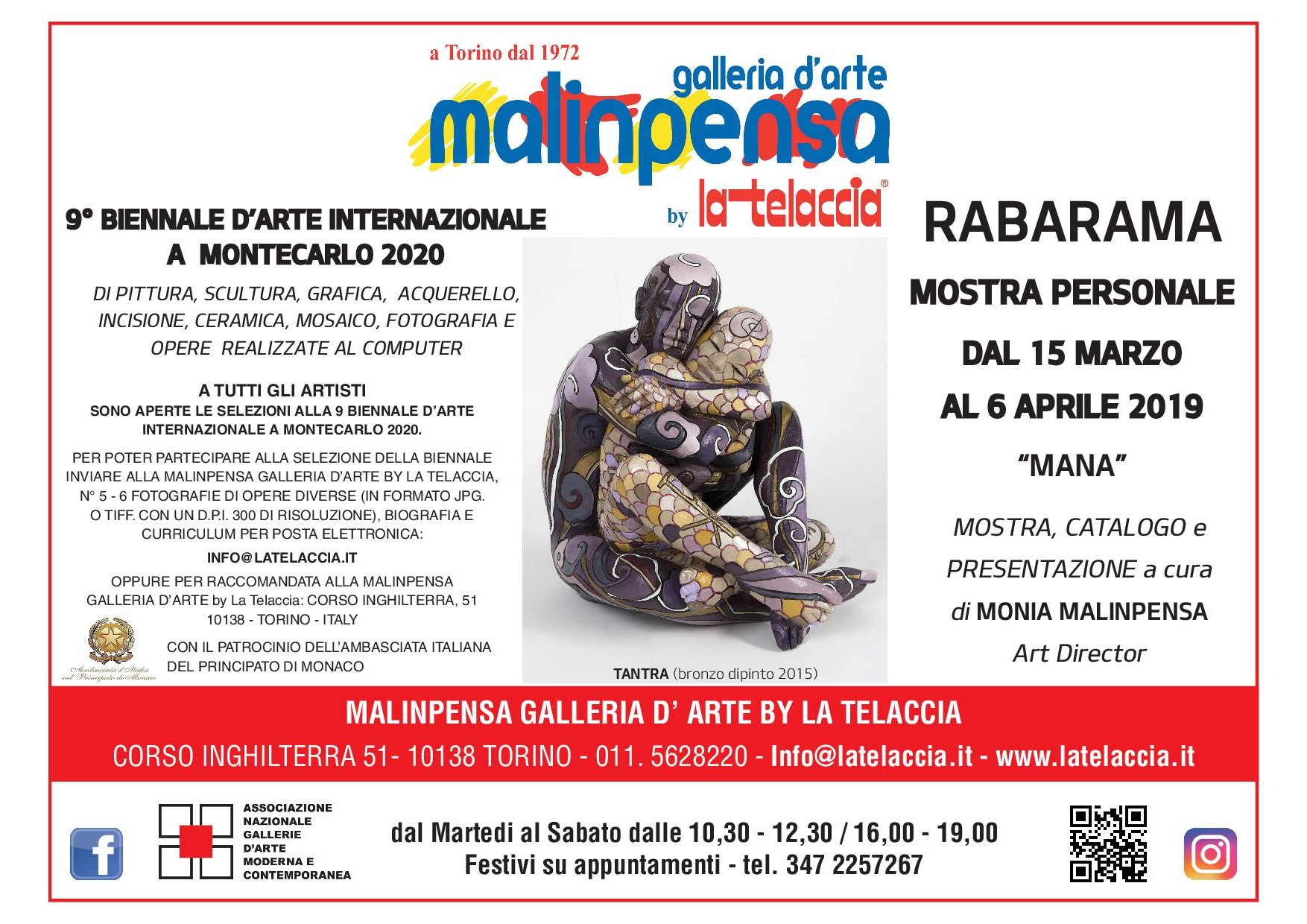 TORINO SETTE_LA telaccia_biennale di montercarlo.jpg