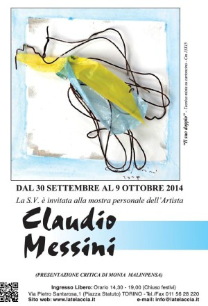 CLAUDIO MESSINI