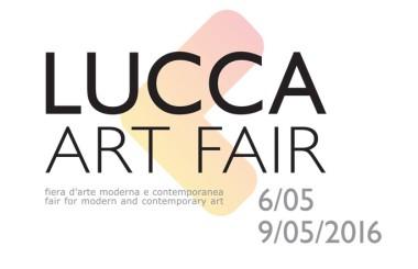 LUCCA ART FAIR 6-9 MAGGIO 2016