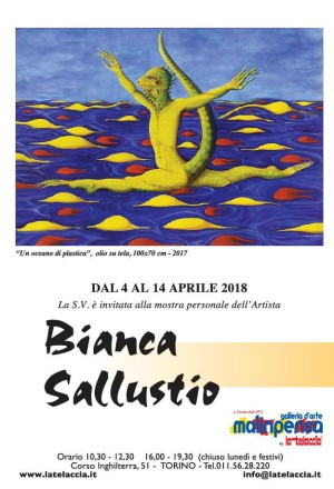 BIANCA SALLUSTIO