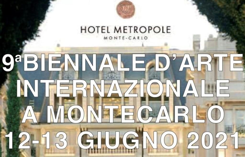 9° BIENNALE D'ARTE INTERNAZIONALE A MONTECARLO