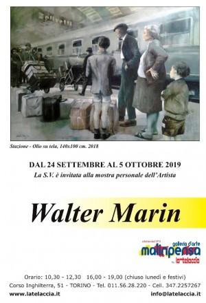 WALTER MARIN