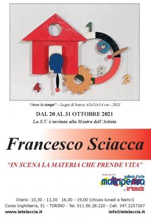 FRANCESCO SCIACCA